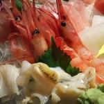 旬のお魚たち 一人前¥1,200-